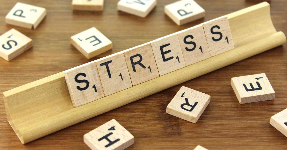 stress en sales gaan niet samen